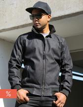 Denim Softshell Jacket