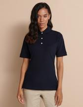 Ladies` Classic Cotton Piqué Polo Shirt