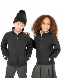 Junior Classic Soft Shell Jacket