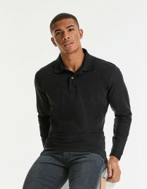 Long Sleeve Classic Cotton Polo