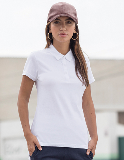 Women`s Fashion Polo